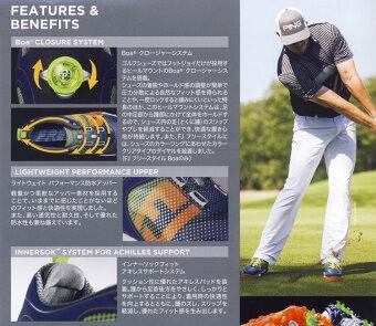フットジョイゴルフシューズ16FJフリースタイルBOAボア【ゴルフグッズ用品】【ゴルフシューズ】