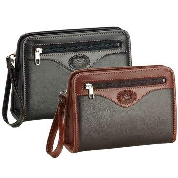 セカンドバッグ メンズ 豊岡製鞄 セカンドポーチ 22cm ハンディサイズで携行しやすいシンプルデザイン オン・オフ問わず使える 安心の国産・豊岡製#25620 ポイント10倍 hira39