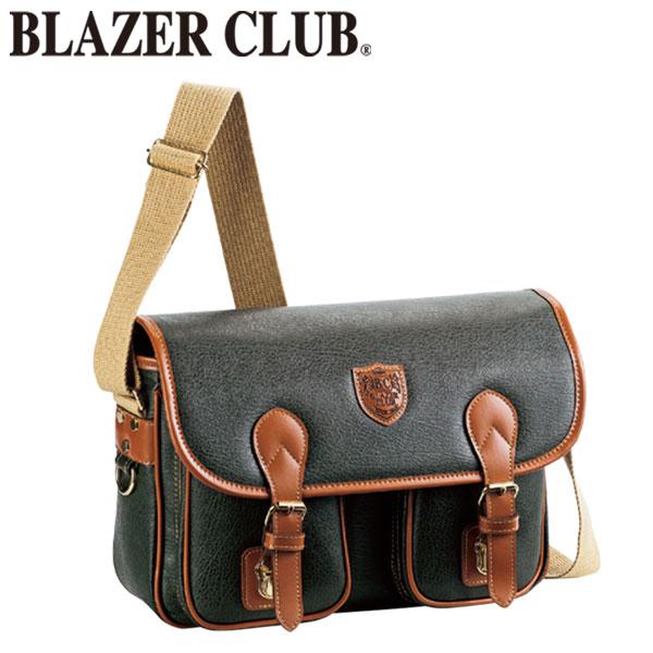 男女兼用バッグ, ショルダーバッグ・メッセンジャーバッグ  10 BLAZER CLUB 16383 hira39