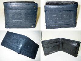 新商品送料無料代引き手数料無料POLICEポリス二つ折り財布