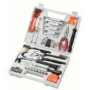 [分類:工具セット]家庭用工具セット(CM25063/TS-47)[DIY/工具] 【防災・地震・非常・救急 ...