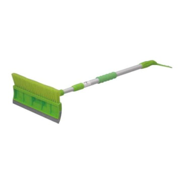 折りたたみ式スノーブラシ ( UX-0665 / AP10240090 )【 UX-665 】【 キャプテンスタッグ 雪かき ブラシ スノー ブラシ 】【QBI47】