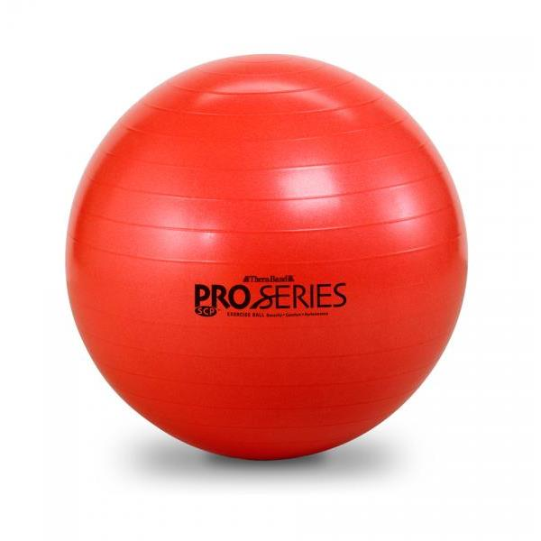 SDS EXERCISE BALL/エクササイズボール プロシリーズ レッド/55cm ( #SDS-55 / JSD10257223 )【 D&M 】【 D&M ヨガボール 】【QBH33】