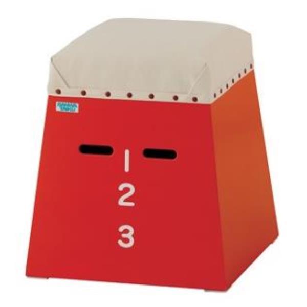 ミニミニ跳箱(入門用) 赤 ( S-7890 / SWT10322686 )送料ランク【B】【 三和体育 】【QBH33】