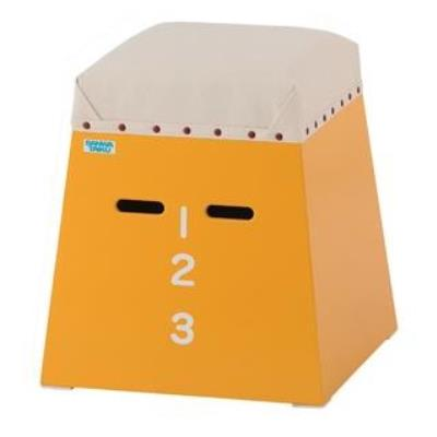 ミニミニ跳箱(入門用) 黄 ( S-7891 / SWT10322687 )送料ランク【B】【 三和体育 】【QBH33】