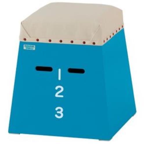 ミニミニ跳箱(入門用) 青 ( S-7892 / SWT10322688 )送料ランク【B】【 三和体育 】【QBH33】