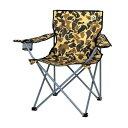 いす 椅子 アウトドア チェア レジャー チェア 折り畳み ラウンジ チェア キャプテンスタッグ キャンプアウト カモフラージュ ( CAG10367502 / UC-1626 )【QCA25】 その1
