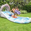 プール すべり台 滑り台 ウォータースライド ウォータースライダー 家庭用 サーフィンスライド インテックス ( CAG10507497 / U-57159 )【QCA04】