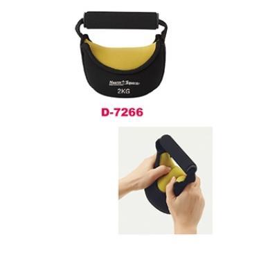 D7266 ソフトケトルベル 2kg (DAN10575734) 【 ダンノ 】【QCA25】