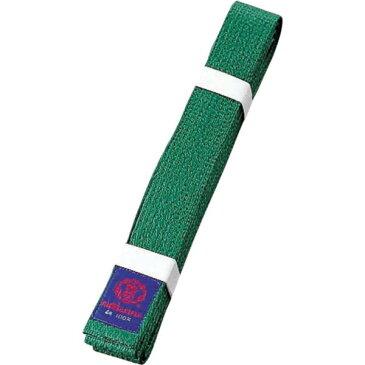 柔道 帯 柔道 緑帯 JC6G 色帯 緑6号【KSA】【QCA04】