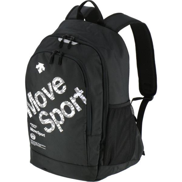 スポーツバッグ, バックパック・リュック  DMANJA42DT-BKWH Move Sport DESQCA25