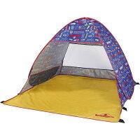 テント ワンタッチ テント 折りたたみ テント ディズニー MA-1085 ディズニー ポップアップテントデュオUV(ミッキーマウス/キャンプ) 【CAG】【QCB02】
