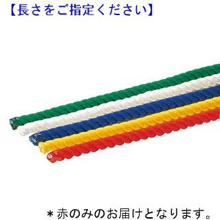 カラー綱引きロープ36 赤 B-3605R (JS221204)【送料区分:8】【QBI35】