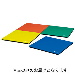 プレイランドマット90×90 赤 T-2799R (TOL230990)【送料区分:7】【QBI07】