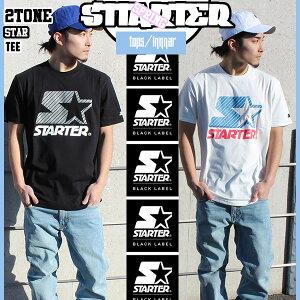 STARTERの半袖Tシャツ