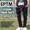 EPTM TECHNO TRACK PANTS エピトミ スキニー ジ...