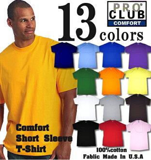 PROCLUB v 領大尺碼,每 12 種顏色和長度的一半袖 T 襯衫固體美國大小大內的丈夫大尺碼男裝時尚休閒街在特隆赫姆,滑冰