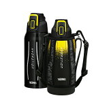 THERMOS サーモス 真空断熱スポーツボトル FHT-800F  0.8L 保ブラックカモフラージュ(BK-C) 冷専用  子供水筒 子供 水筒 800ml 子供用