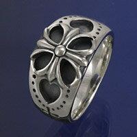 プラスクロス クロス シルバーアクセサリー メンズ シルバーリング 指輪 シルバー925 メンズアクセサリー 大きいサイズ プレゼントに人気 送料無料