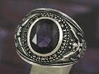 シルバーリング 指輪 silver925 カレッジリング アレキサンドライト メンズ レディース 男女兼用 アクセサリー リング シルバーアクセ メンズアクセ プレゼントに人気 送料無料