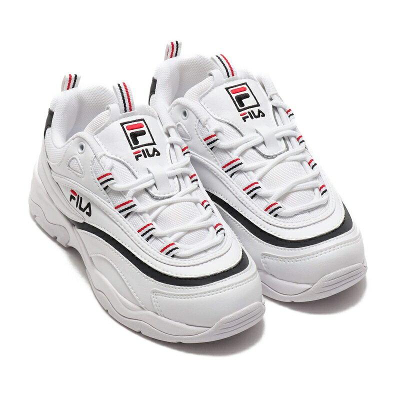 メンズ靴, スニーカー FILA FILA RAY WBK