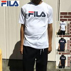 SALE対象商品!FILA(フィラ)T/Cベア天半袖Tシャツ447356[MENS][WOMENS][メンズ][レディース][UVカット][吸汗速乾][半袖][カジュアル][ロゴ][スポーツ]