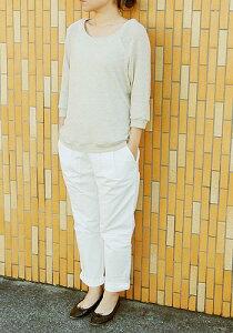 【ニット専用】おとなラグランカットソー型紙