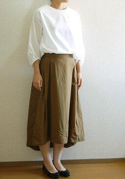 【ソーイングキット】イレギュラーヘム切替スカート 40タイプライター・タンブラーワッシャーキット