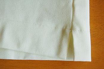 【サンプルセット】(スタンドボートネックカットソー型紙使用)プチ半袖カットソーサンプル+お好きな型紙