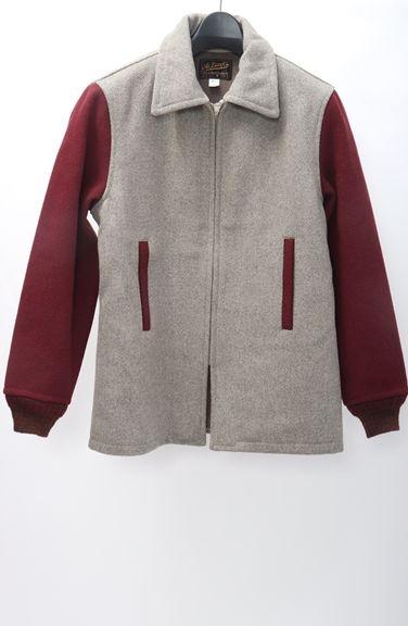 メンズファッション, コート・ジャケット 1017at lastco(atlastco) WOOL SURCOAT 2TONEMJKA51775x362DM181208