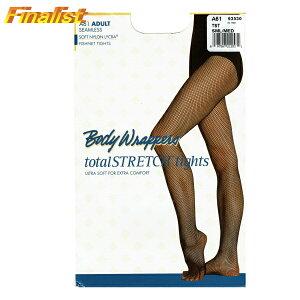 社交ダンス ボディラッパーズ Body Wrappers A61フィッシュネットタイツ