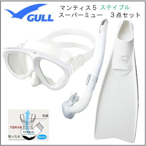 2018 GULL 軽器材3点セット ...