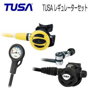 TUSA レギュレーターセット 重器材 レギュ TUSA RS1103J オクトパス SS20 ゲージ SCA150 ダイビング レギセット スキューバダイビング 重機材 SCUBA DIVING ランキング入賞【送料無料】