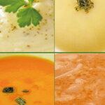 もう、原料表示を気にする心配はありません。アレルギー特定原材料不使用のスープで、カラダに...