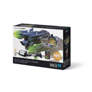 数量限定の特別セールです!!3【特別セール!!】【予約】12/8発売★【Wii U】モンスターハンター ...