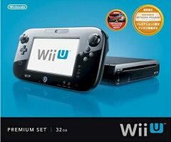 数量限定の特別セールです!!3【特別セール!!】【予約】12/8発売★Wii U プレミアムセット【Wii ...