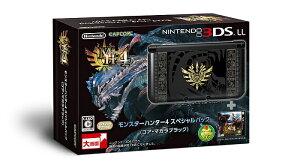 【モンスターハンター4仕様 3DS本体同梱版】超希少!!残り僅か!!2【特別セール!!】【予約】9/14...