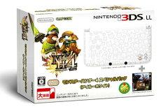 【モンスターハンター4仕様 3DS本体同梱版】超希少!!残り僅か!!5【特別セール!!】【予約】9/14...