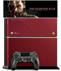 残り僅か!!【予約】9/2発売★PlayStation 4 METAL GEAR SOLID V LIMITED PACK THE PHANTOM PAIN...