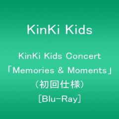 超希少!!残り僅か!!【予約】8/26発売★ [Blu-ray]KinKi Kids Concert 「Memories & Moments」(...