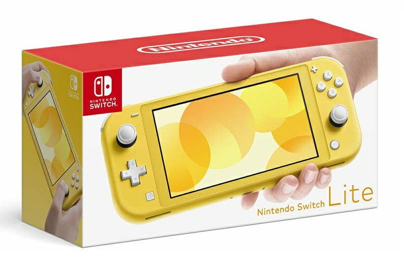 Nintendo Switch, 本体 LY5 Nintendo Switch Lite Nintendo SwitchHDH-S-YAZAA 4902370542936