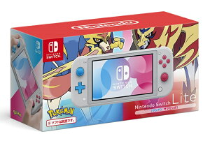 【あす楽】Nintendo Switch Lite ザシアン・ザマゼンタ 任天堂 4902370544091 スイッチライト