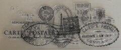 クリアースタンプ Postmarkscs802