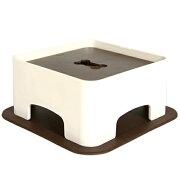 クーポン テーブル ショコラ ブラウン