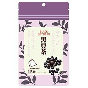 【リブ・ラボラトリーズ】 やさしいノンカフェイン 黒豆茶 5g×12袋入 【健康食品】