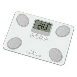 身体測定器・医療計測器, 体重計・体脂肪計・体組成計  FS-101-WH ()