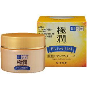 【ロート製薬】肌ラボ極潤プレミアムヒアルロンクリーム50g【化粧品】
