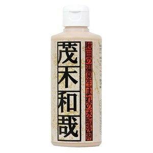 あす楽対応  レック 秋田の温泉生まれの水垢洗剤茂木和哉200mL 日用品