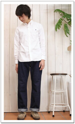orslow(オアスロウ)ORIGINAL STANDARD 5P-ONE WASH/REGID[Men's]
