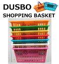 使い方いろいろ☆【Lサイズ】DUSBO(ダスボ)ショッピング バスケット/SHOPPING BASKET【マーケ...